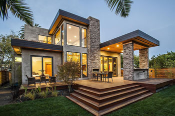 prefabricated house image